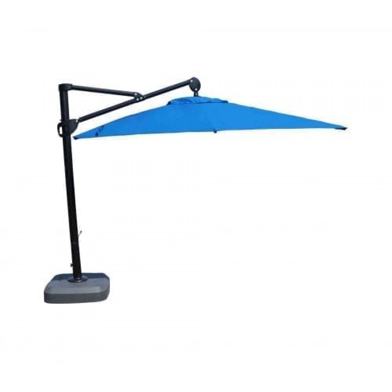 10' x 10' Square Cantilevour Umbrella