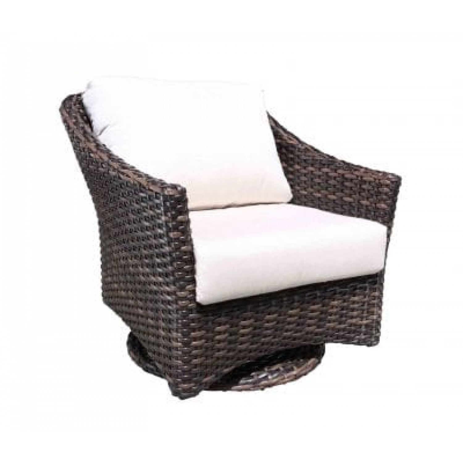 Severn Outdoor Swivel Chair