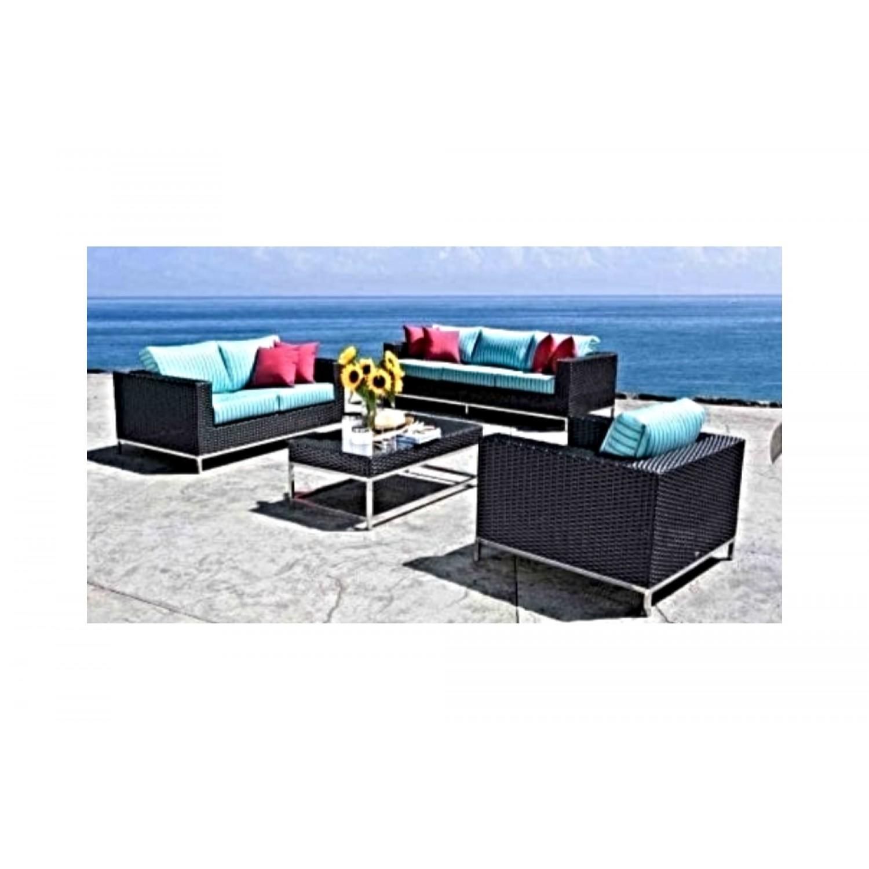 Sidney Outdoor Sofa Set