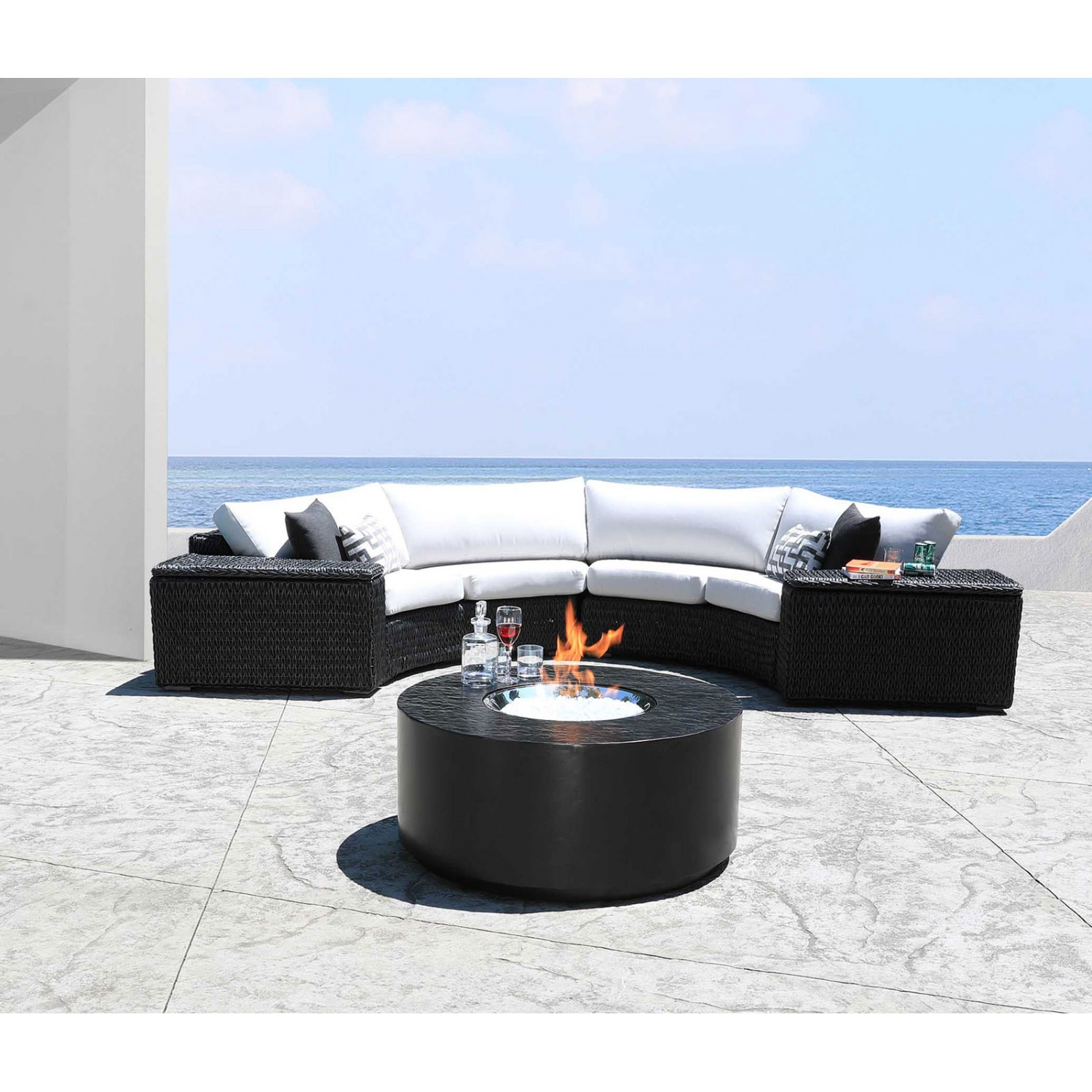 Captiva Outdoor Sectional