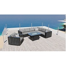 Chestnut Lux Outdoor Sectional