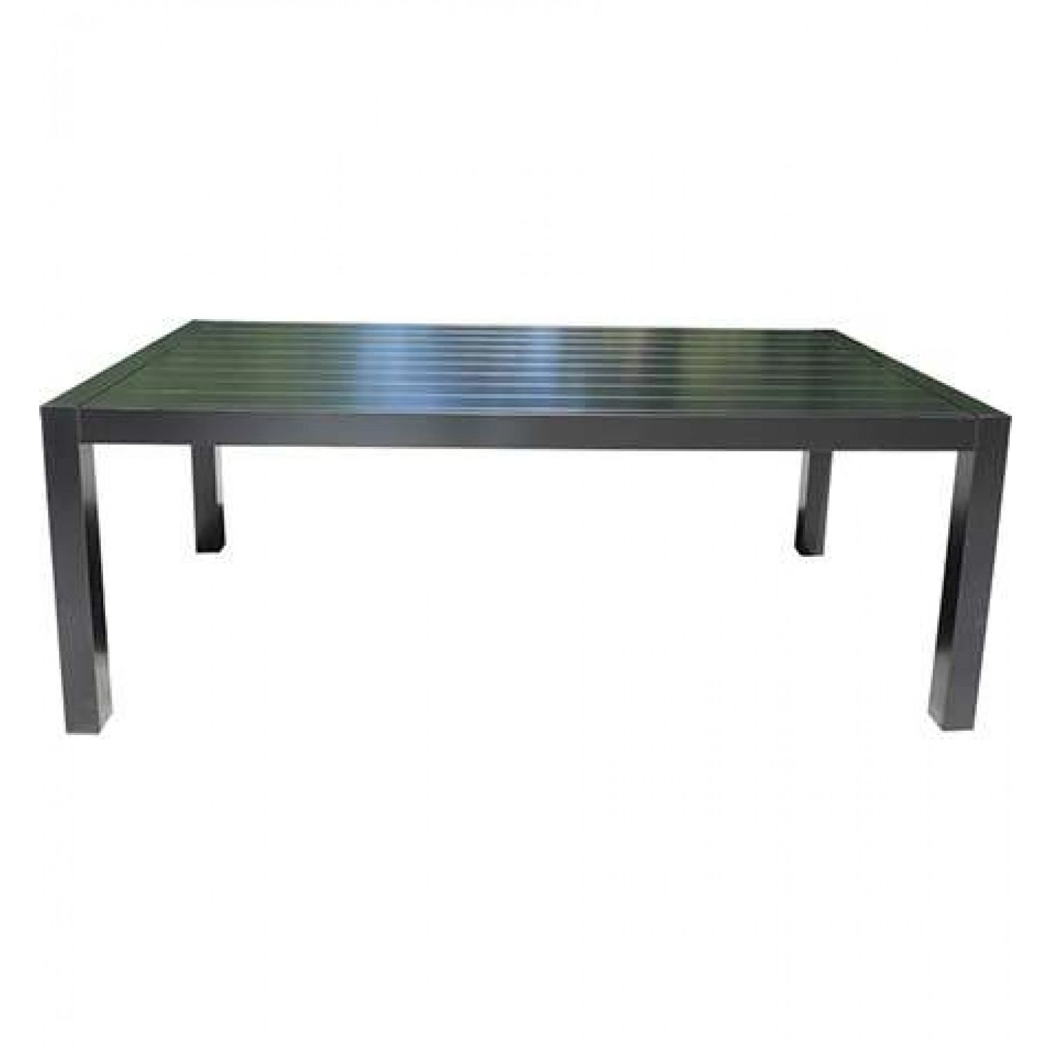 Millcroft Outdoor Dining Table Black