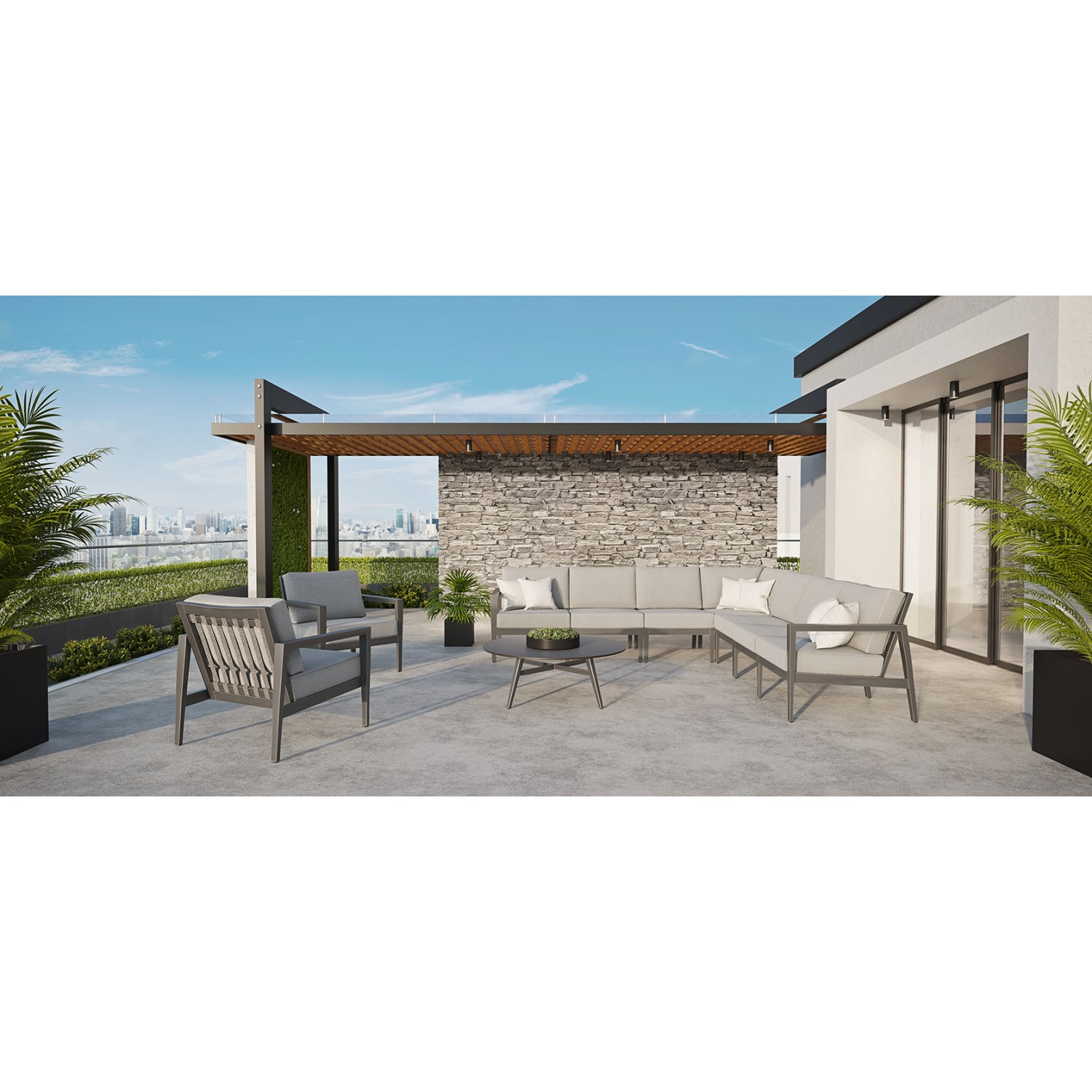 Studio Outdoor Sectional