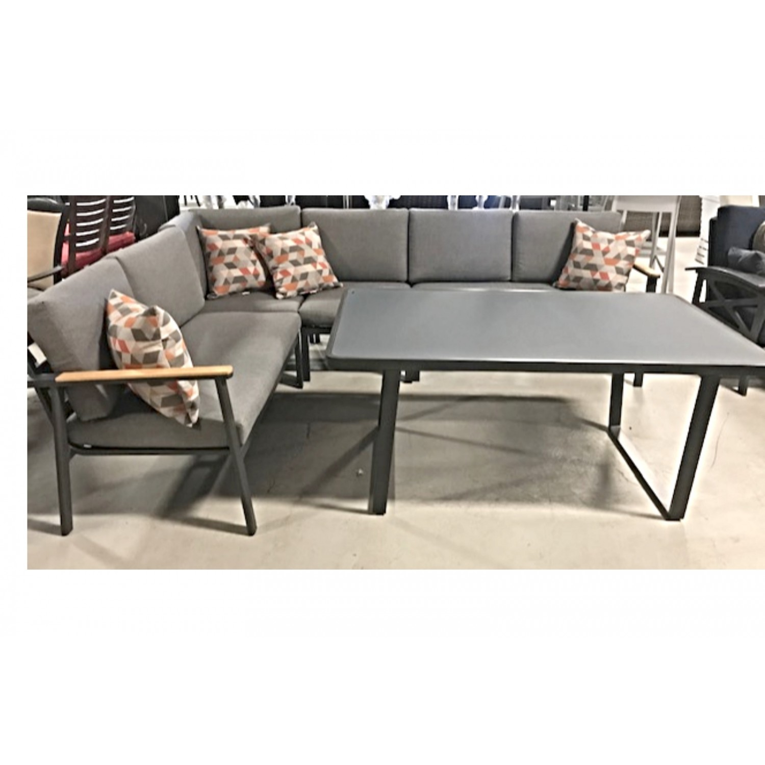 Simmons Outdoor Sectional