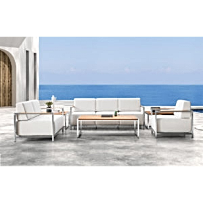 Acacia Lux Outdoor Sofa Set