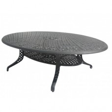 Napoli Egg Dining Table 118L