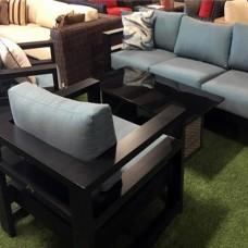 Aura Outdoor Sofa Set