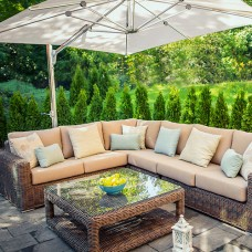 Cedar Outdoor Sectional