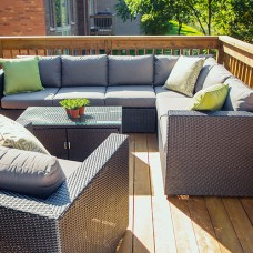 Dahlia Outdoor Sectional