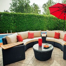 Lotus Outdoor Sectional