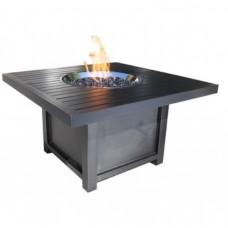 Monaco Square Fire Table