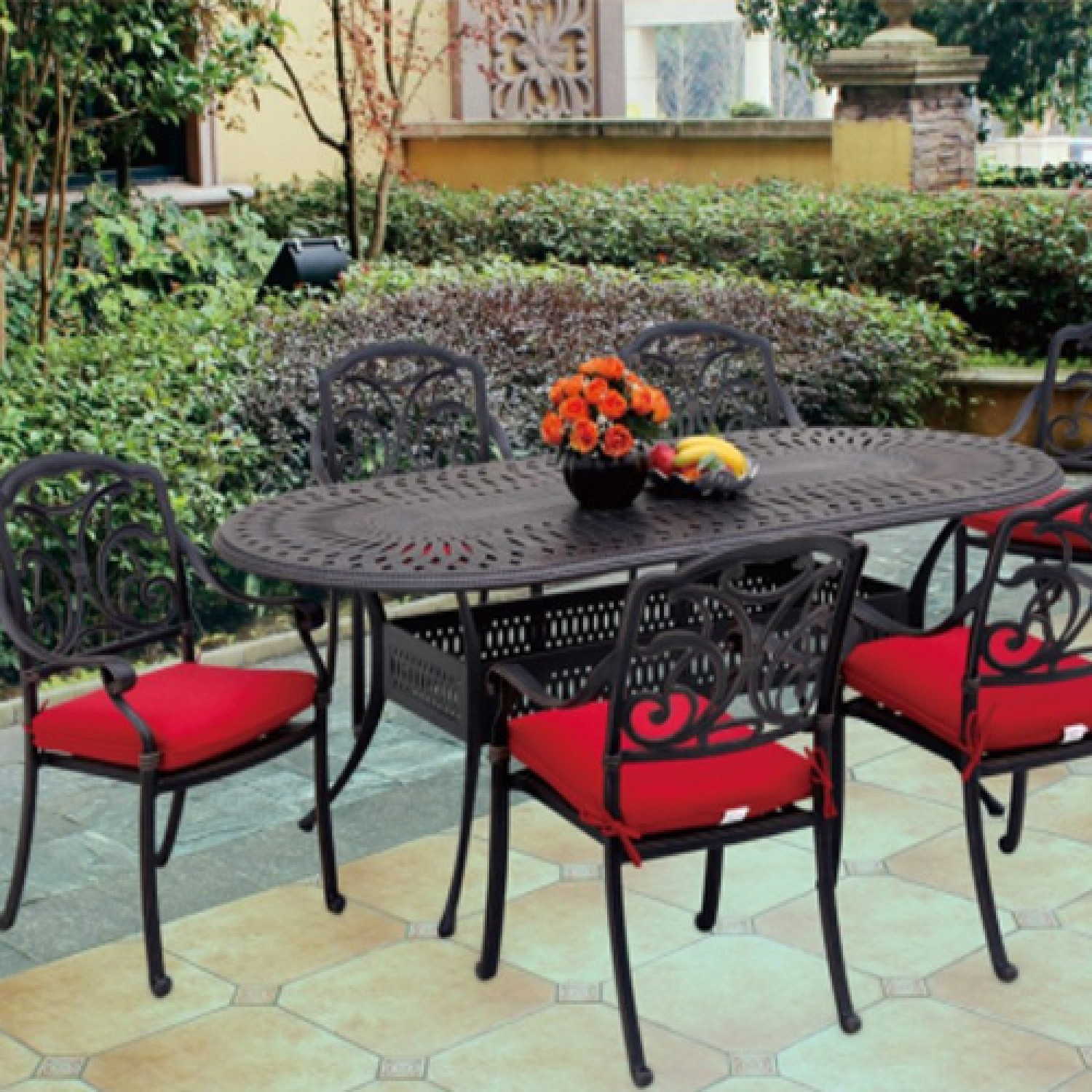 Ophelia Outdoor Dining Set