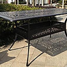 Panacea Outdoor Cast Aluminum Dining Set