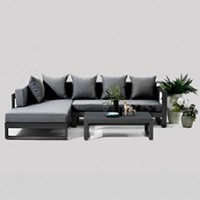 Oasis Outdoor Sectional Enclover