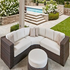 Mission Outdoor Sectional