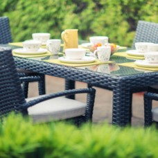 Trillium Outdoor Dining Set