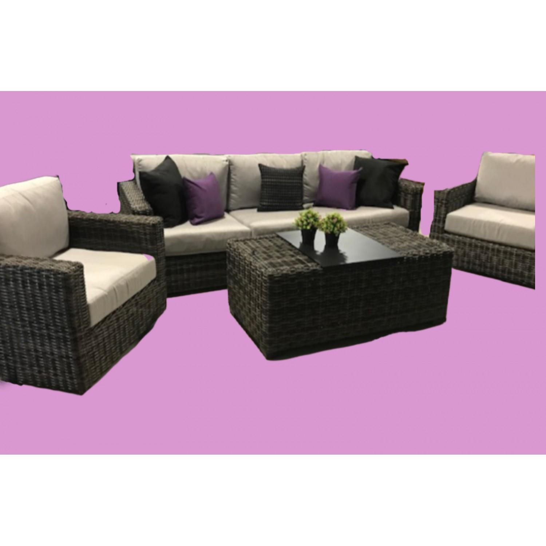 Amelia Outdoor Sofa Set