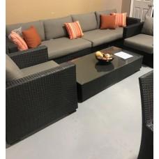 Bali X Long Outdoor Sofa Set