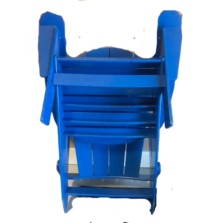 Adirondack Chair Folding