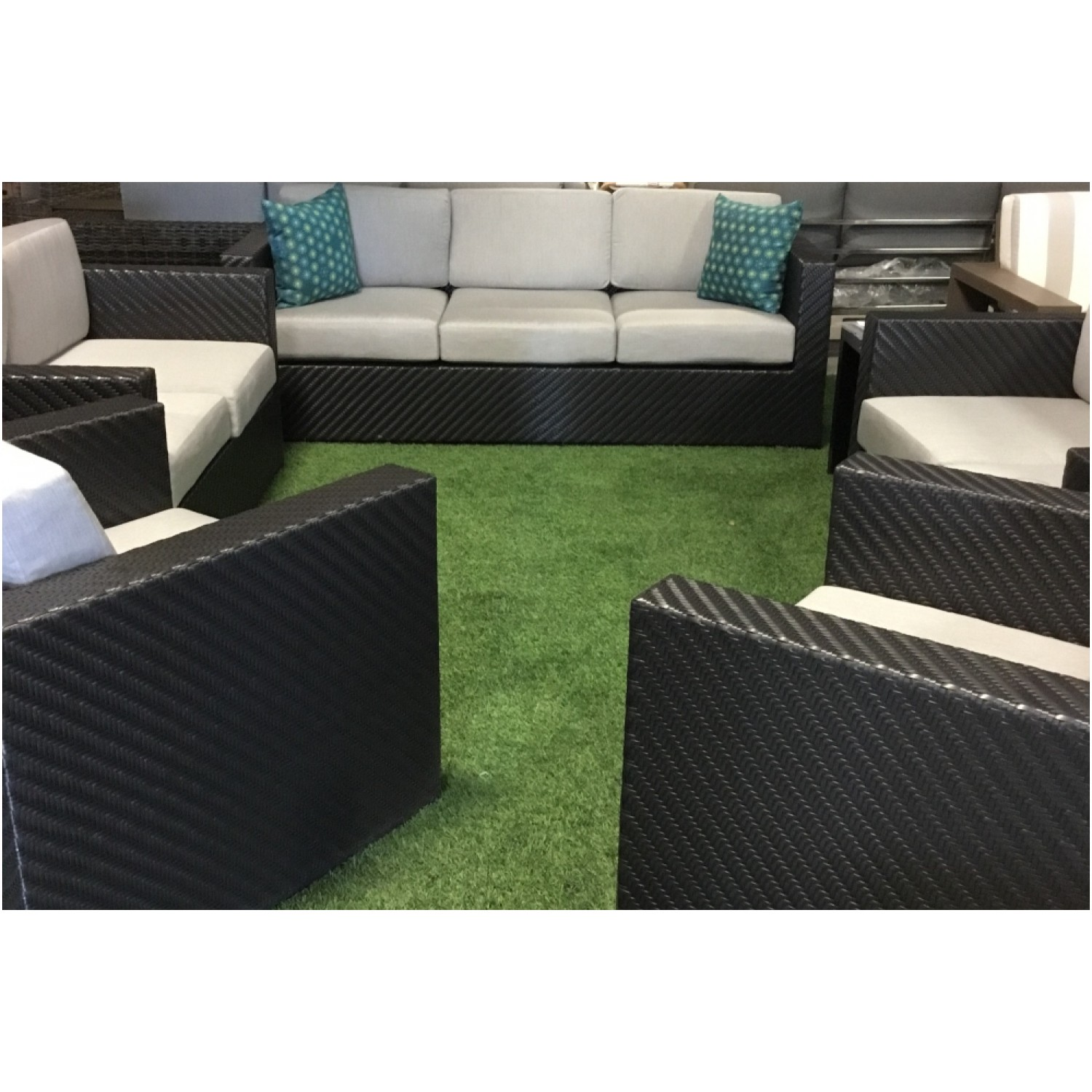 Brooklyn Outdoor Sofa Set