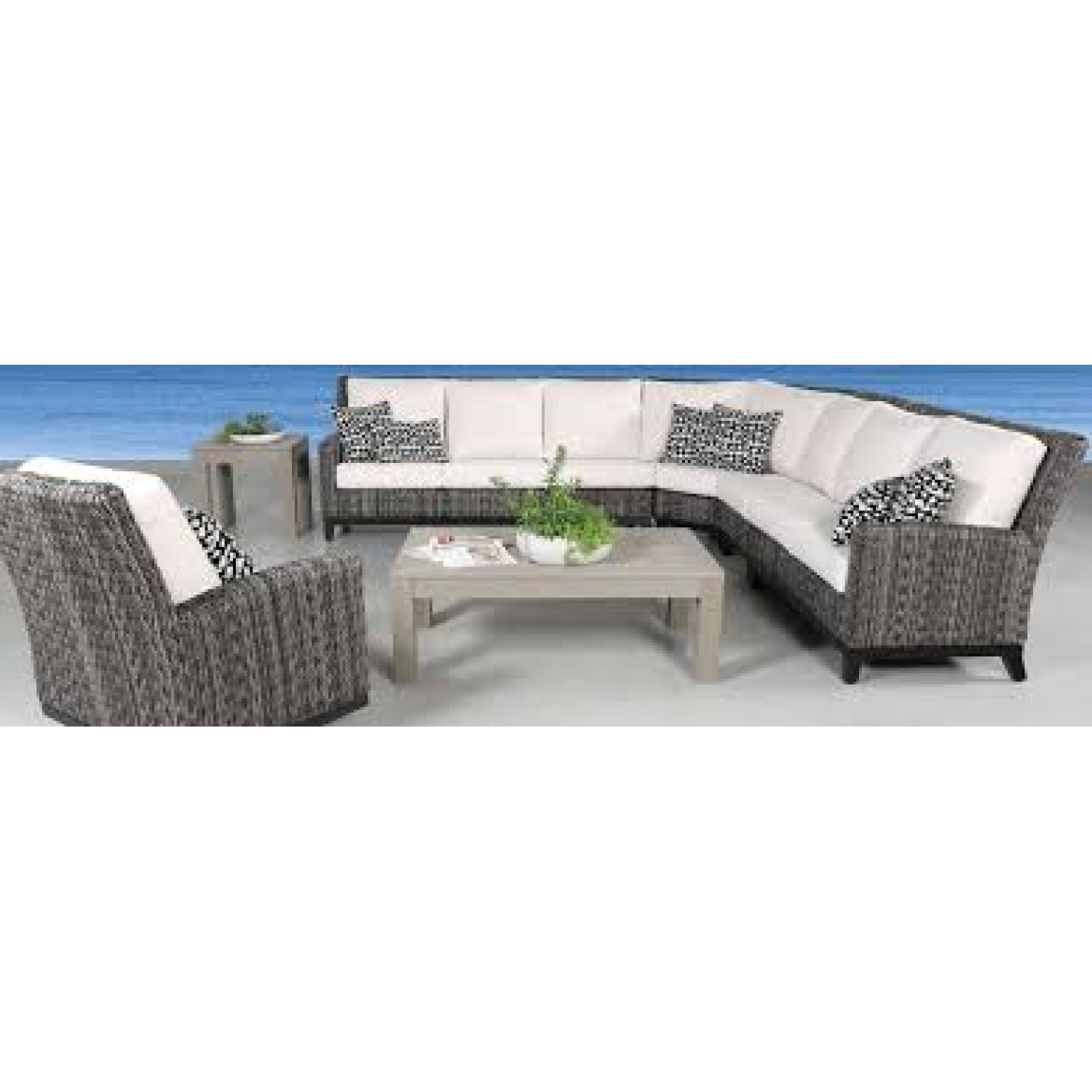 Celestine Outdoor Sectional