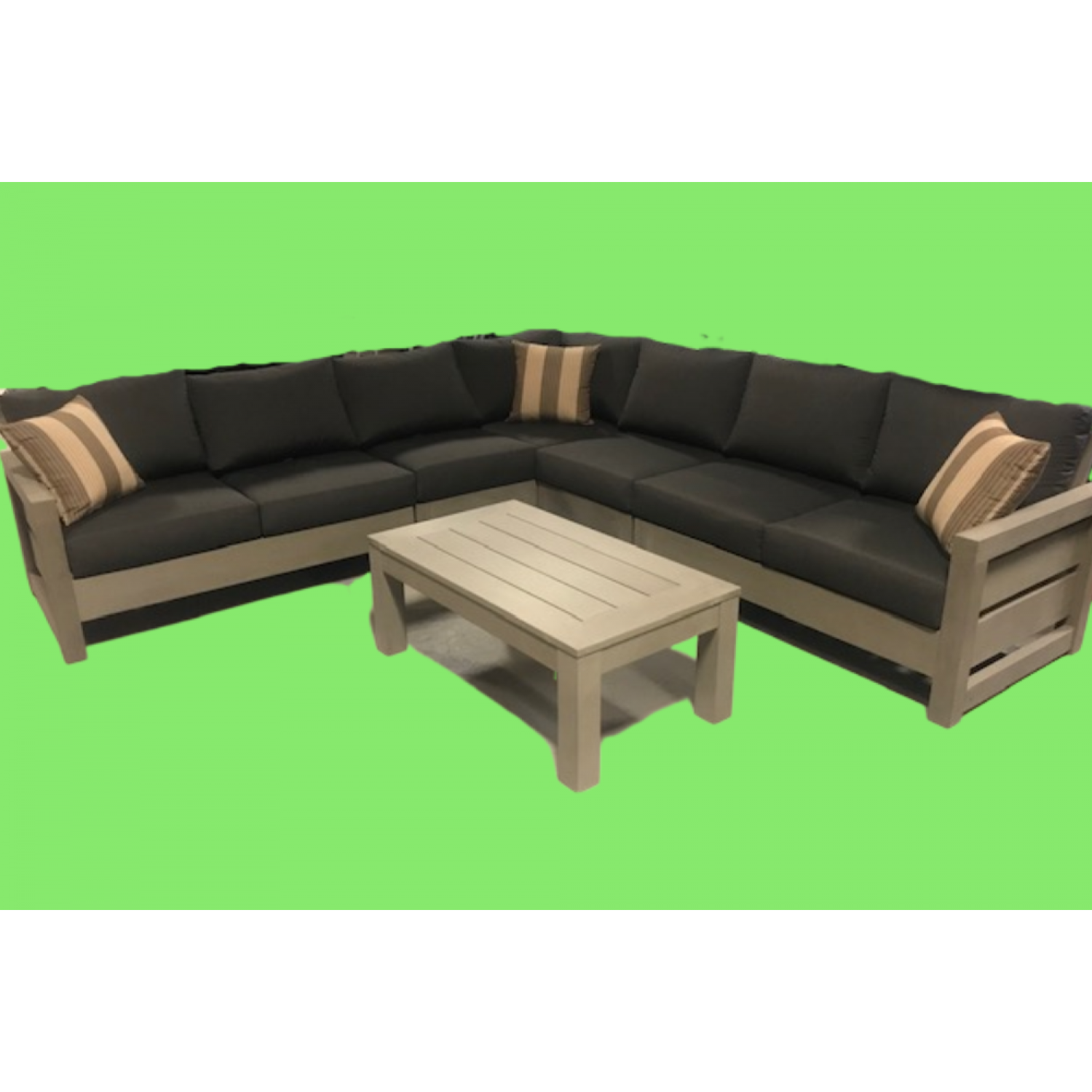Chateau Outdoor Sectional