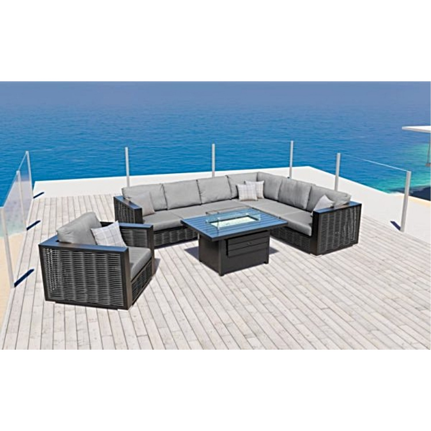 Chestnut Outdoor Sectional