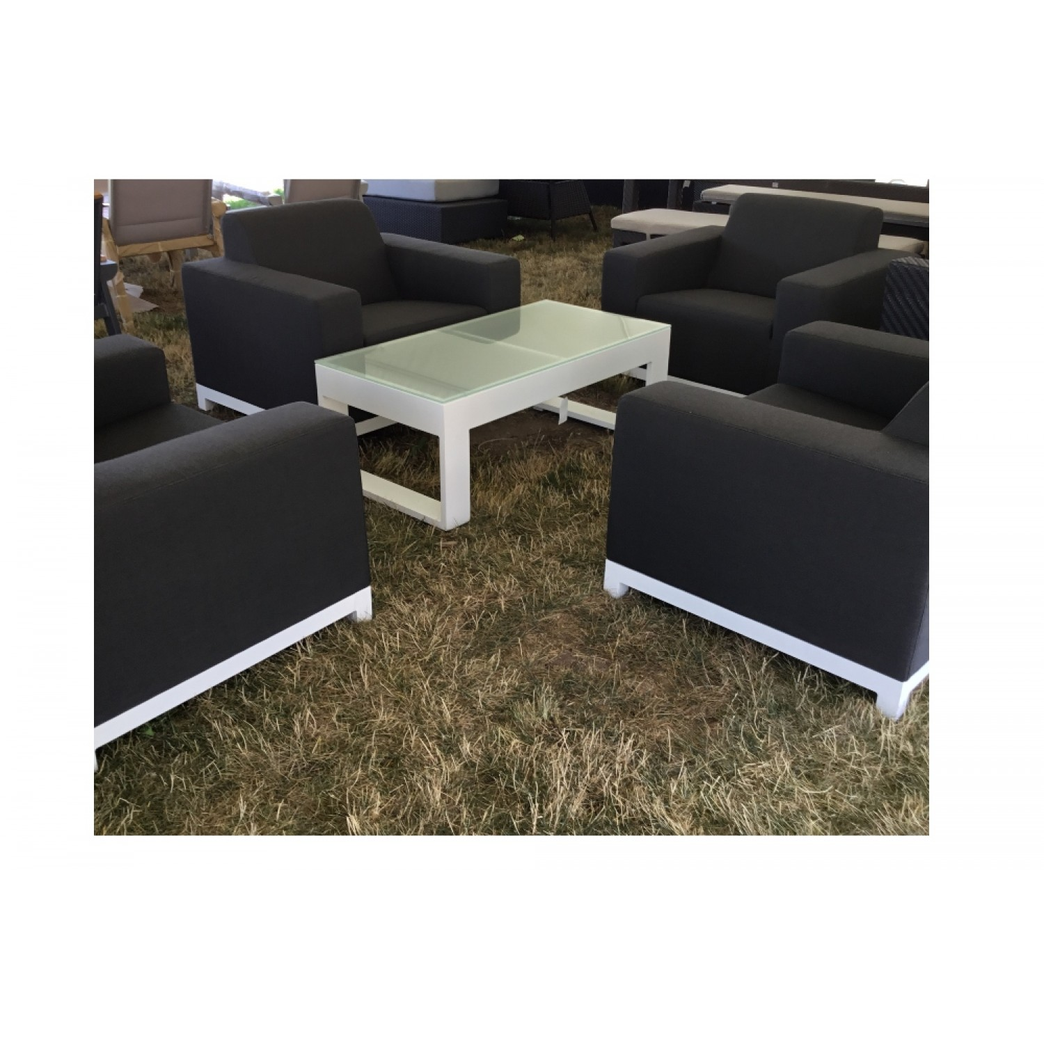 Congo Outdoor Chat Set