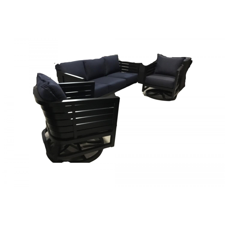 Delano Outdoor Sofa Set