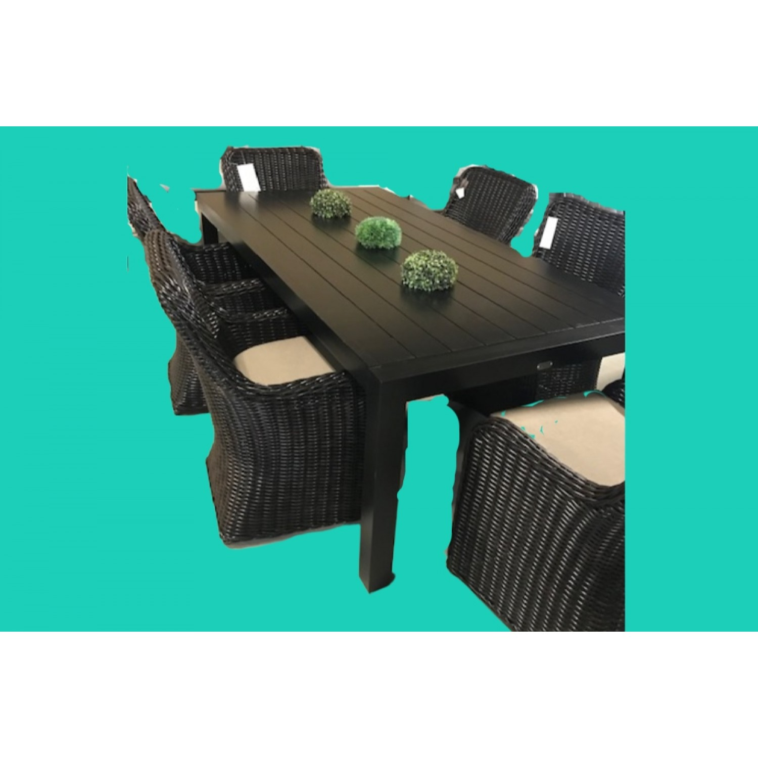 Dune Outdoor Dining Set