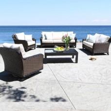 Elora Outdoor Sofa Set