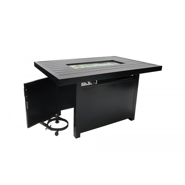 Enclover Rectangular Fire Table