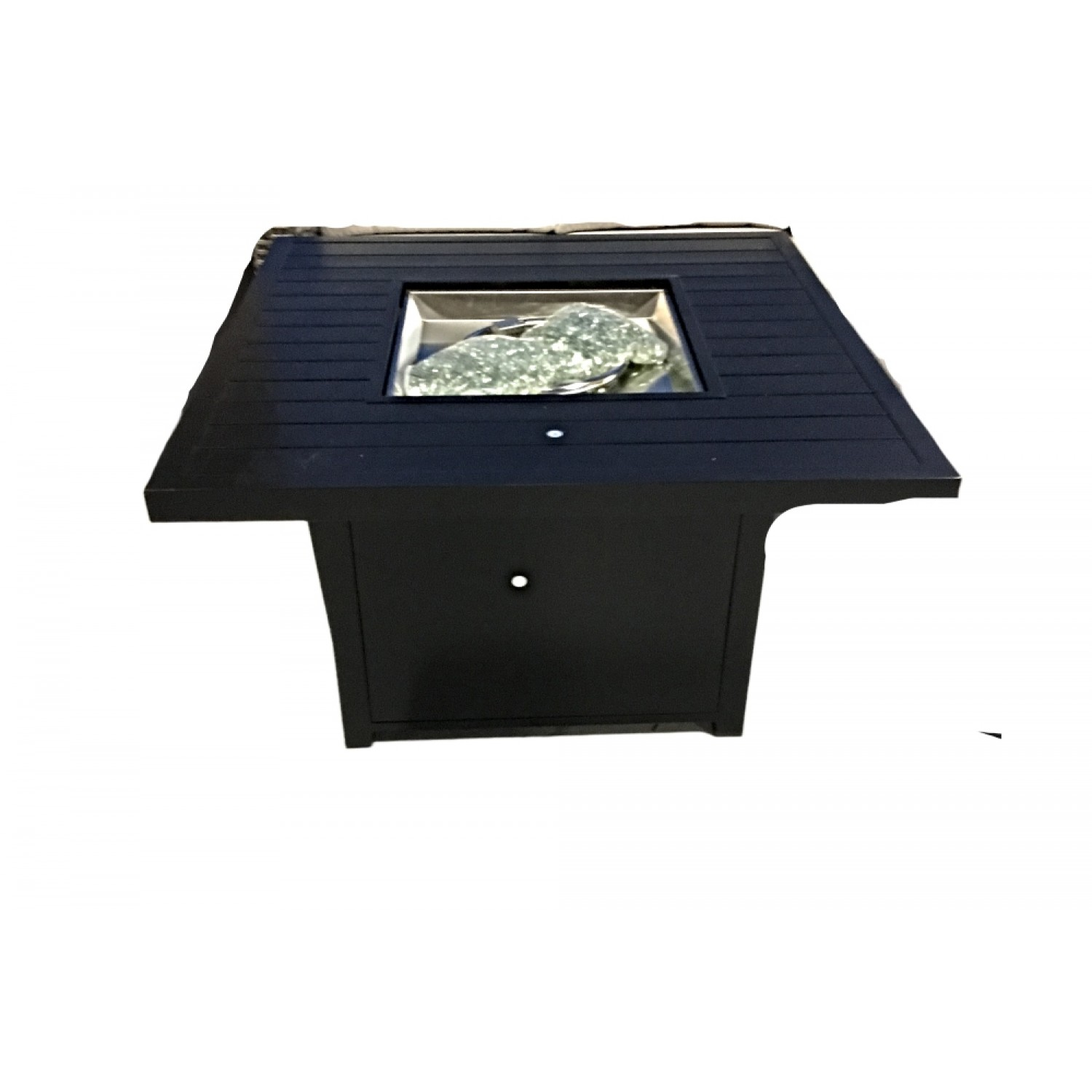 Enclover Square Fire Table