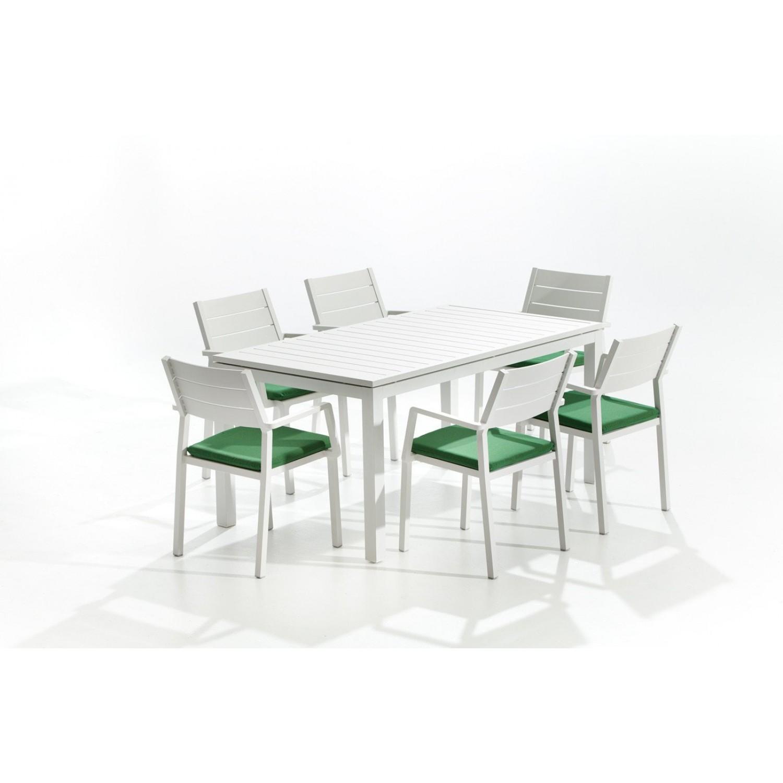Espresso Outdoor Dining Table
