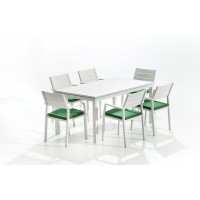 Espresso Outdoor Dining Set