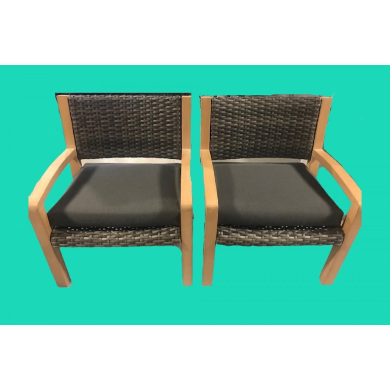 Fiji Outdoor Club Chair