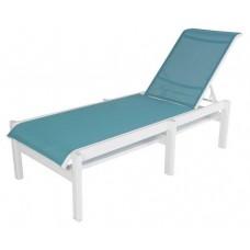 Hampton Outdoor Chaise Lounger