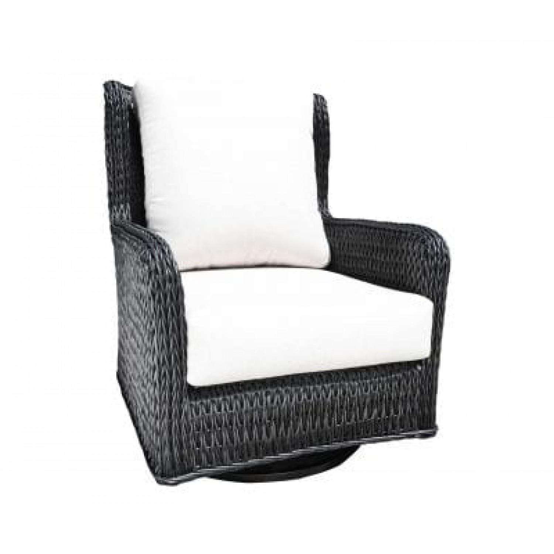Hudson Outdoor Swivel  Chair