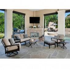 Kingston Outdoor  Love Seat Set