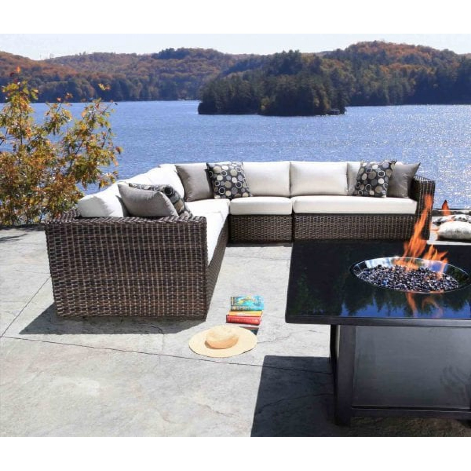 Louvre Outdoor Sectional