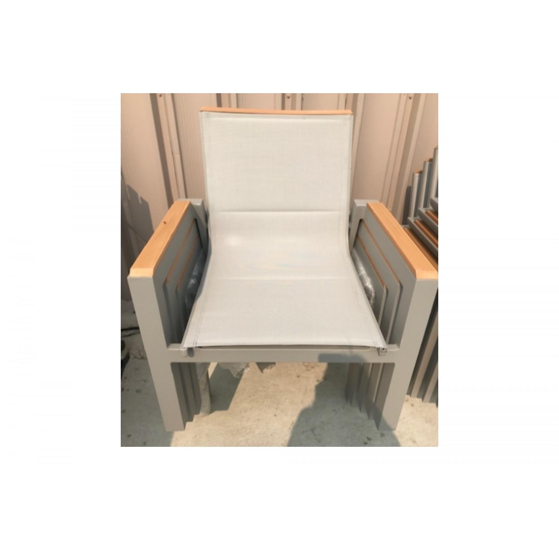 Medeira Outdoor Club Chair