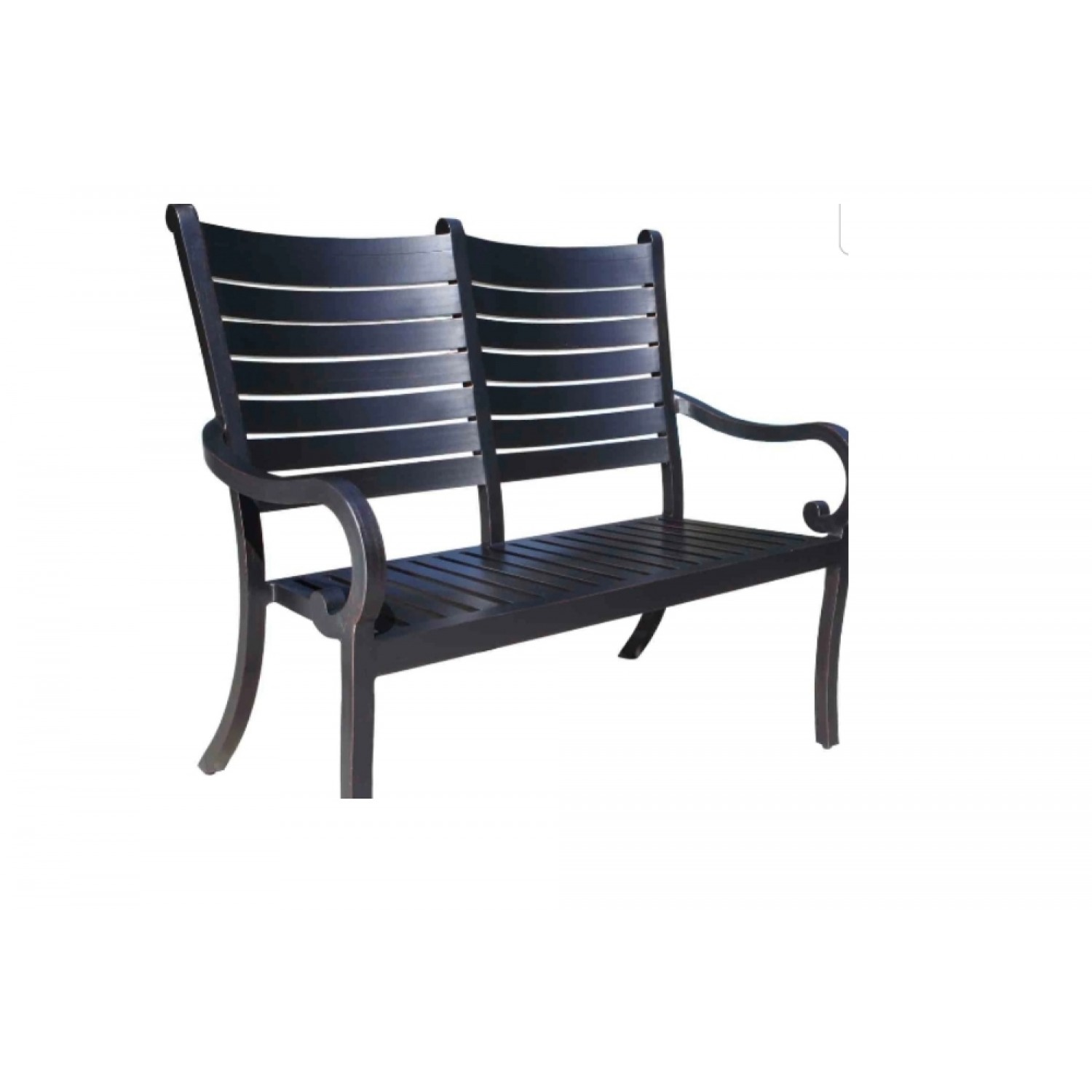 Mission Outdoor Loveseat