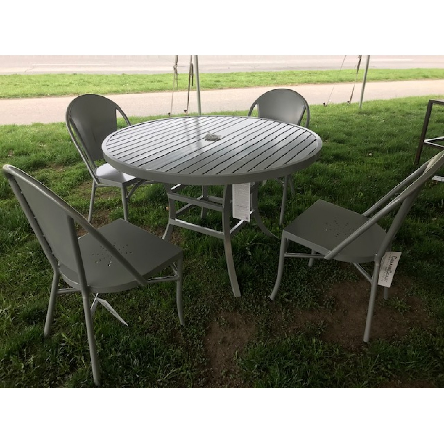 Milano Outdoor Dining Set
