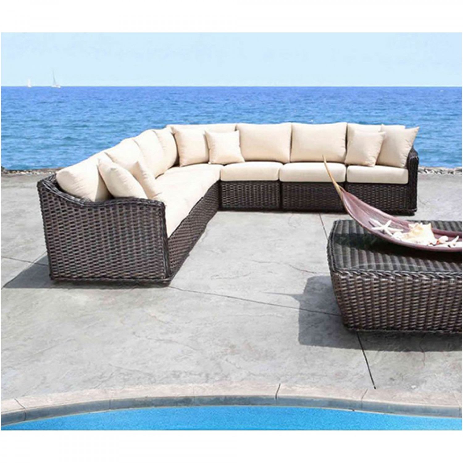 Nevada Outdoor Sectional