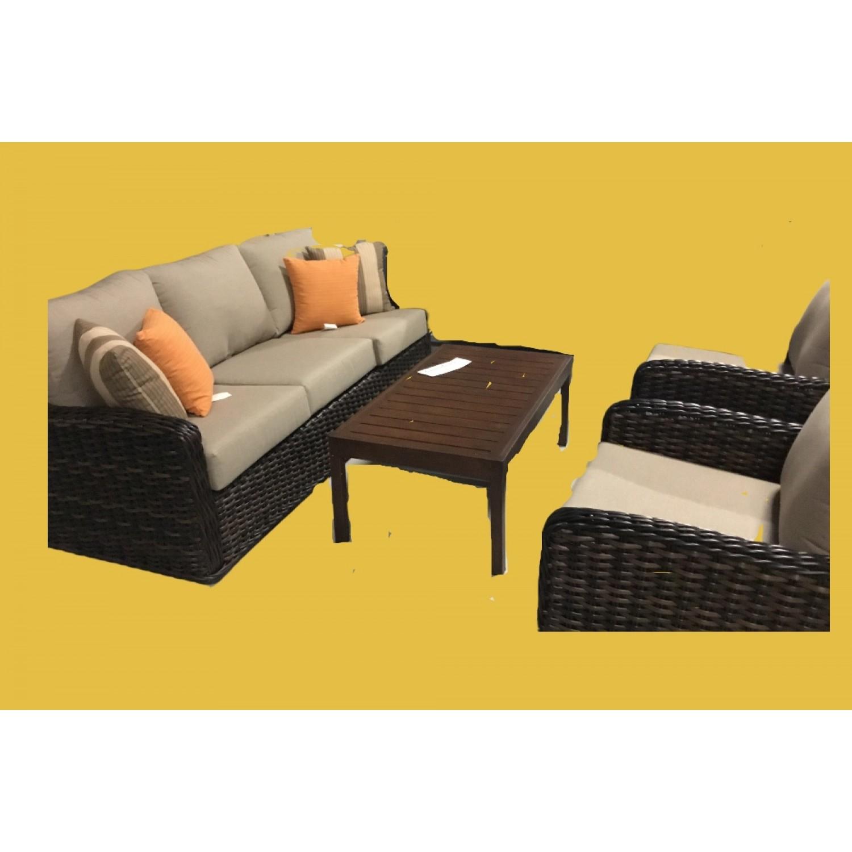 Nevada Outdoor Sofa Set