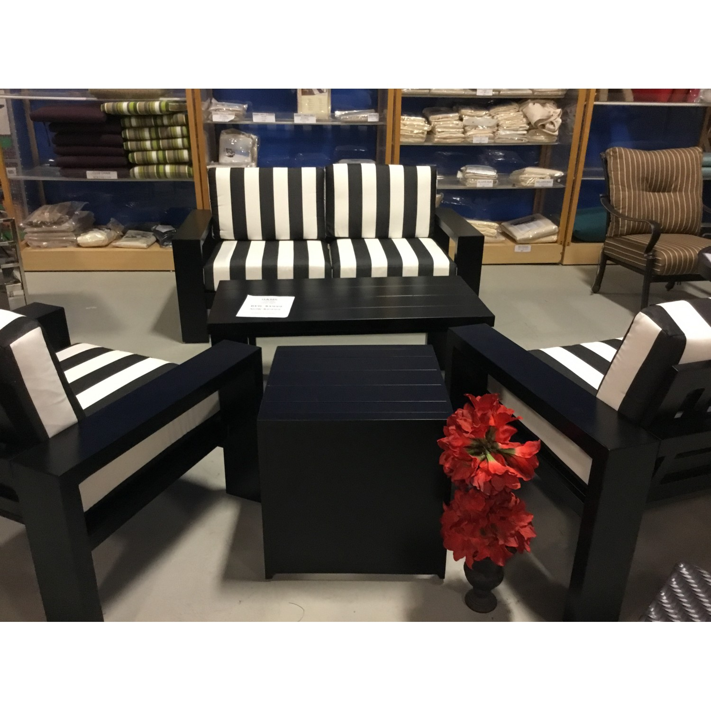 Oasis Outdoor Love Seat Set