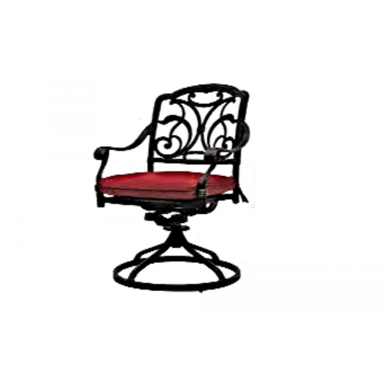 Ophelia Outdoor Swivel Chair