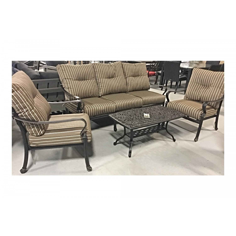 Panacea Outdoor Sofa Set