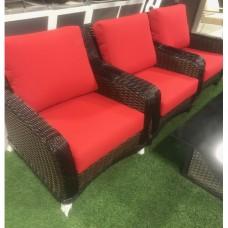 Elora Outdoor Club Chair