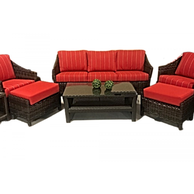 Severn Outdoor Sofa Set